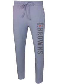 Cleveland Browns Grey Tapered Fuel Pants