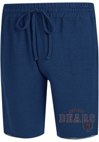 Chicago Bears Navy Blue Fuel Shorts