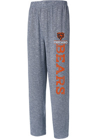 Chicago Bears Marble Sweatpants - Navy Blue