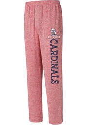 St Louis Cardinals Marble Sweatpants - Red