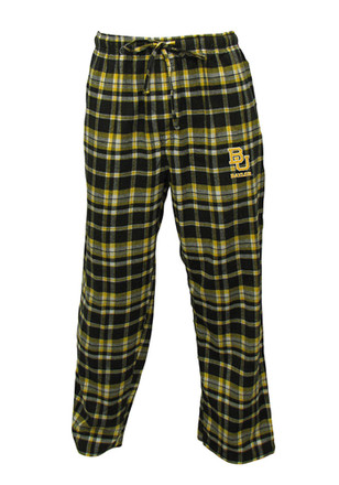Baylor Mens Green Bleacher Sleep Pants
