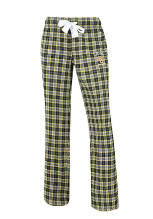 Baylor Womens Ovation Pant Green Sleep Pants