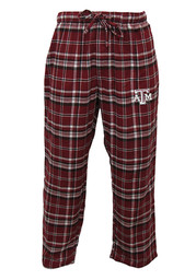 Texas A&M Mens maroon Bleacher Sleep Pants