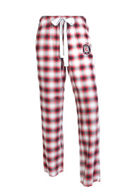 Chicago Fire Womens Plaid Forge Navy Blue Sleep Pants