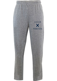 Xavier Musketeers Grey Mainstream Fashion Sweats