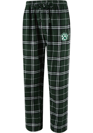 Northwest Missouri State Bearcats Mens Green Huddle Sleep Pants