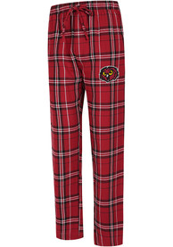 Temple Owls Hillstone Sleep Pants - Red