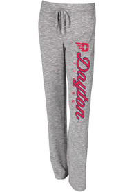 Dayton Flyers Womens Layover Grey Sleep Pants