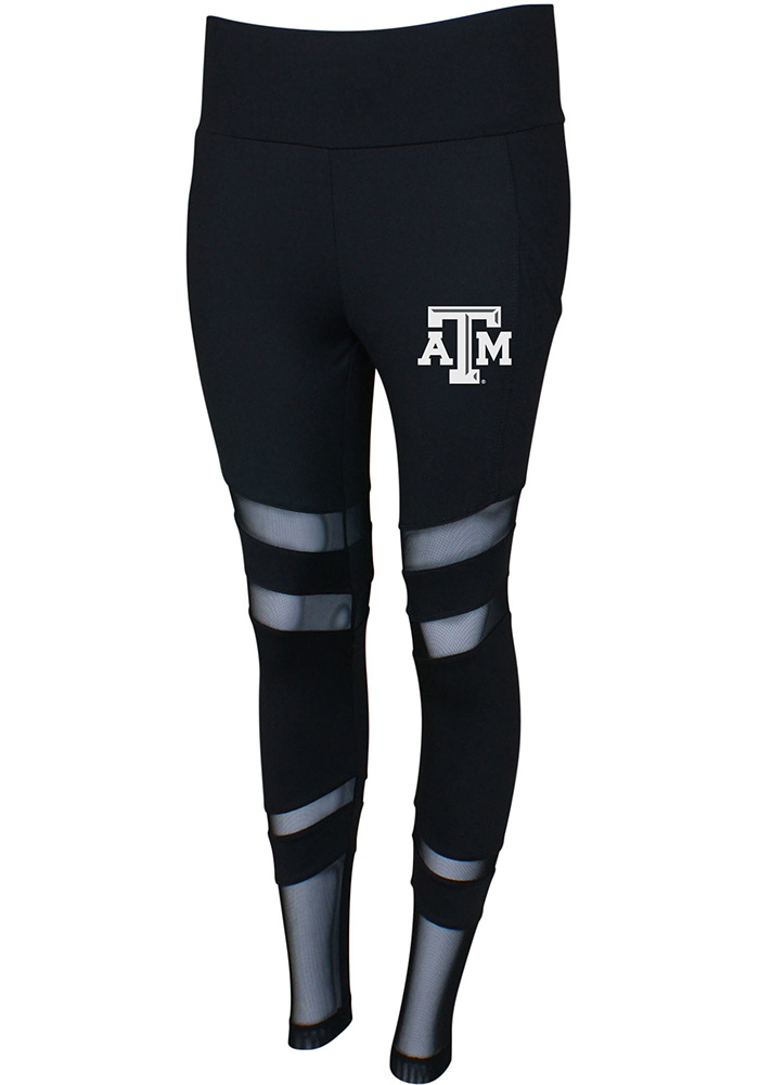 Texas A&M Aggies Womens Black Interval Pants - Image 1