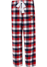 Texas Tech Red Raiders Womens Breakout Sleep Pants - Red