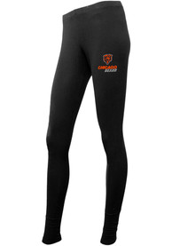 Chicago Bears Womens Fraction Pants - Black