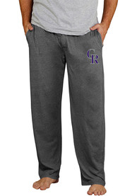 Colorado Rockies Quest Sleep Pants - Grey