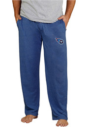 Tennessee Titans Mens Navy Blue Quest Sleep Pants