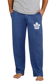 Toronto Maple Leafs Quest Sleep Pants - Navy Blue