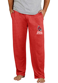 Ball State Cardinals Quest Sleep Pants - Red