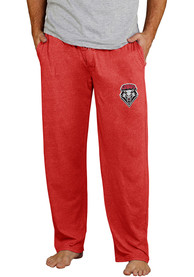 New Mexico Lobos Quest Sleep Pants - Red