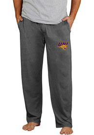 Northern Iowa Panthers Quest Sleep Pants - Grey