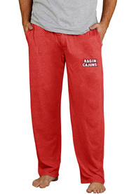 UL Lafayette Ragin' Cajuns Quest Sleep Pants - Red