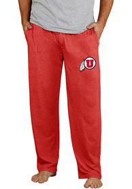 Utah Utes Quest Sleep Pants - Red