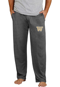 Washington Huskies Quest Sleep Pants - Grey