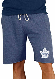 Toronto Maple Leafs Mainstream Shorts - Navy Blue