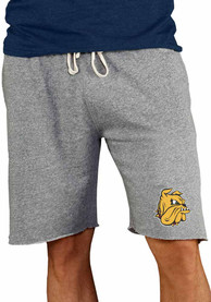 UMD Bulldogs Mainstream Shorts - Grey