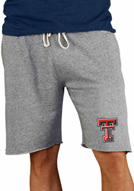 Texas Tech Red Raiders Mainstream Shorts - Grey