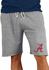 Alabama Crimson Tide Mainstream Shorts - Grey