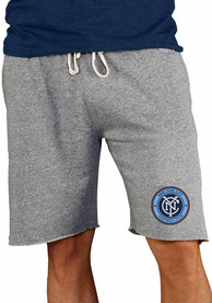 New York City FC Mainstream Shorts - Grey