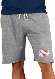New England Revolution Mainstream Shorts - Grey