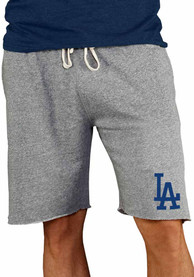 Los Angeles Dodgers Mainstream Shorts - Grey