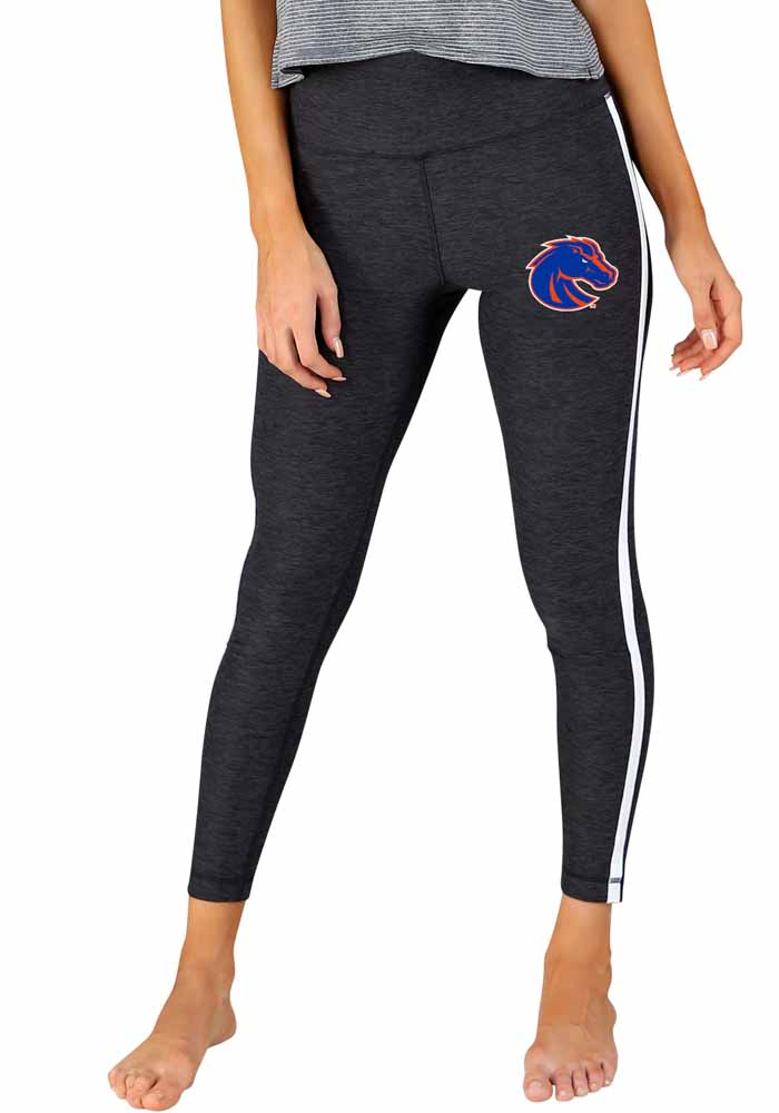 Boise State Broncos Womens Charcoal Centerline Pants - Image 1