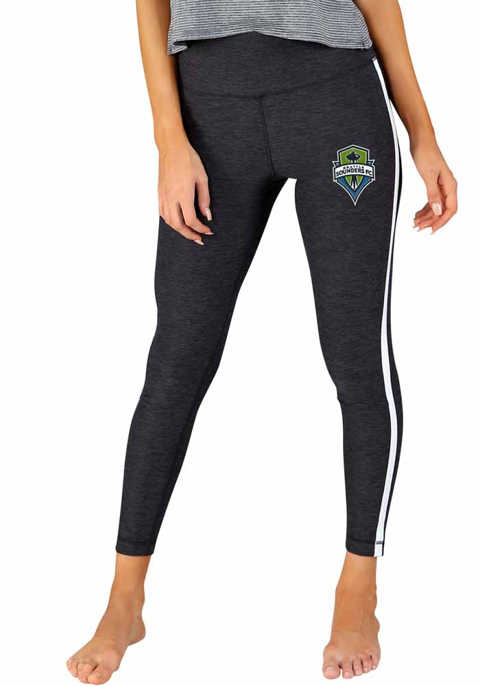 Seattle Sounders FC Womens Charcoal Centerline Pants - Image 1