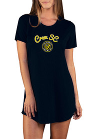 Columbus Crew Womens Marathon Sleep Shirt - Black