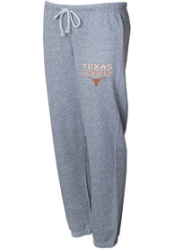 Texas Longhorns Womens Mainstream Sweatpants - Grey