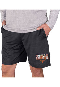 Texas Longhorns Bullseye Shorts - Charcoal