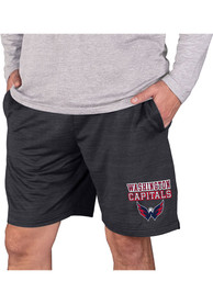 Washington Capitals Bullseye Shorts - Charcoal
