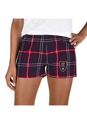 Real Salt Lake Womens Red Ultimate Flannel Shorts