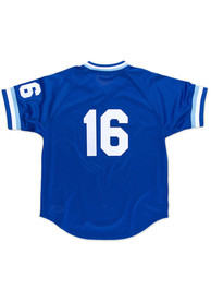 Bo Jackson Kansas City Royals Mitchell and Ness 1989 Cooperstown - Blue