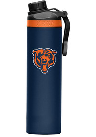 Chicago Bears Hydra 22oz Color Logo Stainless Steel Tumbler - Navy Blue