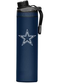 Dallas Cowboys Hydra 22oz Color Logo Stainless Steel Tumbler - Navy Blue