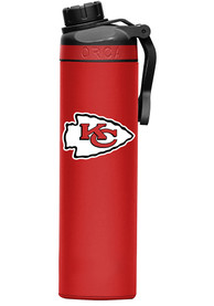 Kansas City Chiefs Hydra 22oz Color Logo Stainless Steel Tumbler - Red
