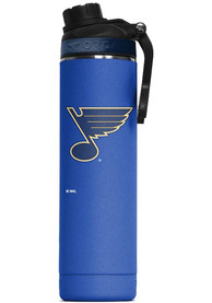 St Louis Blues Hydra 22oz Color Logo Stainless Steel Tumbler - Blue