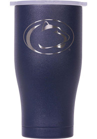 Penn State Nittany Lions ORCA Chaser 27oz Laser Etched Logo Stainless Steel Tumbler - Navy Blue
