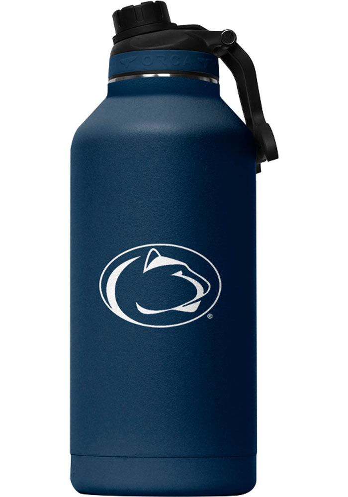 Penn State Nittany Lions Hydra 66oz Color Logo Stainless Steel Tumbler - Navy Blue - Image 1