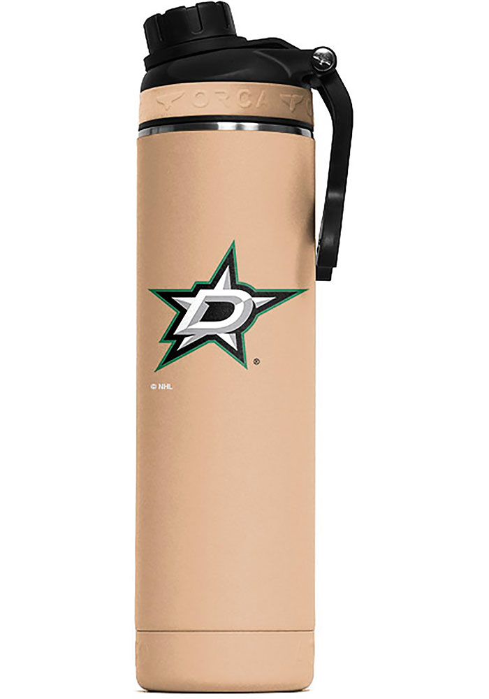 Dallas Stars Hydra 22oz Color Logo Stainless Steel Tumbler - Green - Image 1