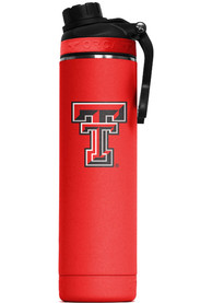 Texas Tech Red Raiders Hydra 22oz Color Logo Stainless Steel Tumbler - Red