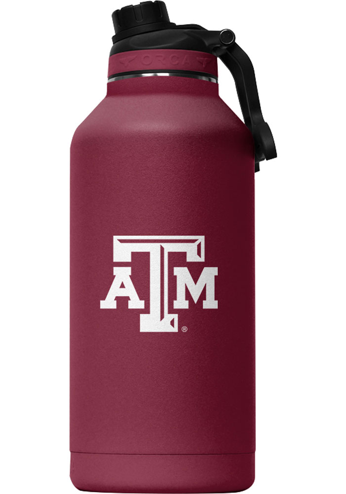 Texas A&M Aggies Hydra 66oz Color Logo Stainless Steel Tumbler - Red