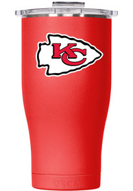 Kansas City Chiefs Chaser 27 oz Color Logo Stainless Steel Tumbler - Red