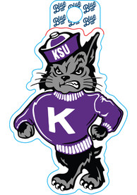 K-State Wildcats Sailor Cat Stickers